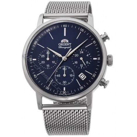Мъжки кварцов часовник ORIENT RA-KV0401L Chronograph