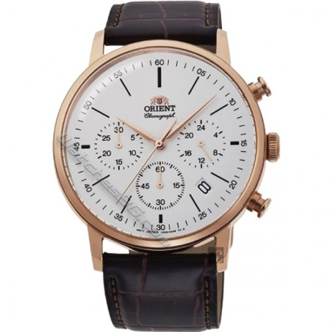 Мъжки кварцов часовник ORIENT RA-KV0403S Chronograph