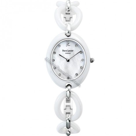 Часовник Pierre Lannier Ceramic 024H990