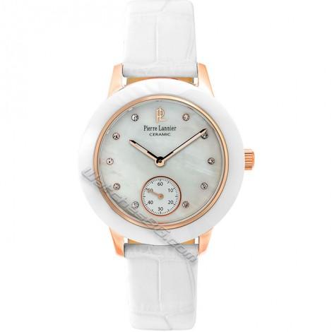 Дамски часовник Pierre Lannier Ceramic 063F990