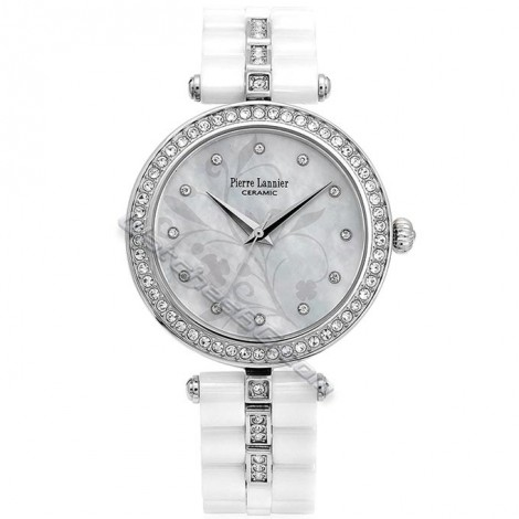 Дамски часовник Pierre Lannier Ceramic 197F690