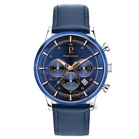 "Мъжки кварцов часовник Pierre Lannier ""Elegance Chrono"" 224G166"