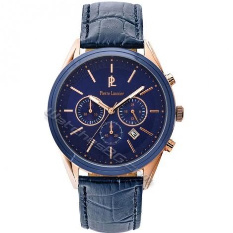 Часовник Pierre Lannier Chronograph 265F466