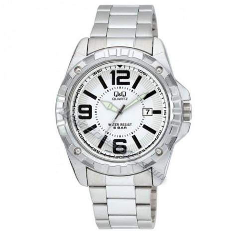 Мъжки кварцов часовник Q&Q A448J204Y