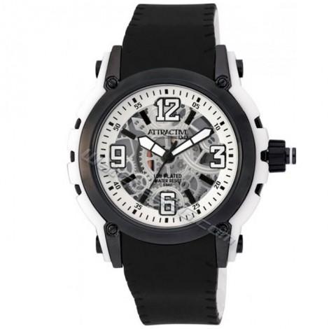 """Мъжки кварцов часовник Q&Q """"ATRACTIVE"""" DA44J504Y"""