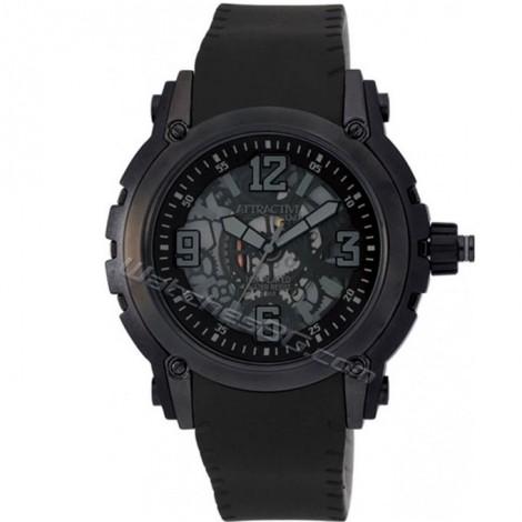 """Мъжки кварцов часовник Q&Q """"ATRACTIVE"""" DA44J535Y"""