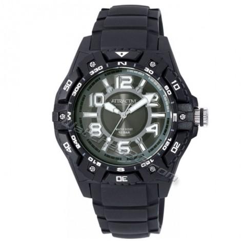 """Мъжки кварцов часовник Q&Q """"ATRACTIVE"""" DA50J001Y"""