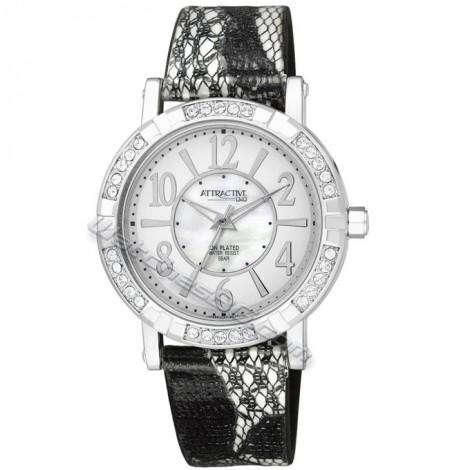 Дамски часовник Q&Q Attractive DA59J304Y