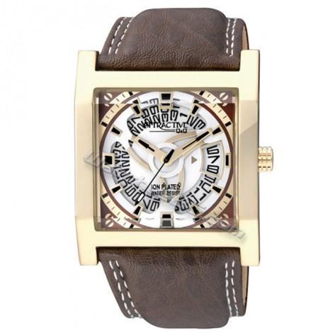 """Ежедневен мъжки часовник Q&Q """"Attractive"""" DA82J101Y"""