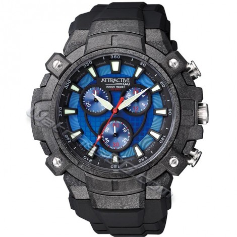 Часовник Q&Q Attractive DG12J004Y