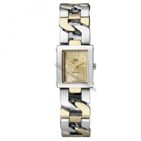 Дамски кварцов часовник Q&Q F505-400Y