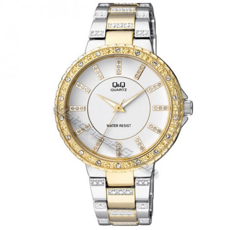 Дамски кварцов часовник Q&Q F507-401Y