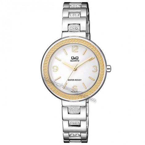 Дамски кварцов часовник Q&Q F555-404Y