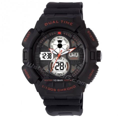 Мъжки кварцов часовник Q&Q GW81J002Y