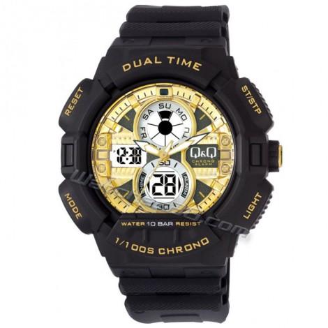 Мъжки кварцов часовник Q&Q GW81J003Y