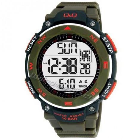Мъжки кварцов часовник Q&Q M124J003Y