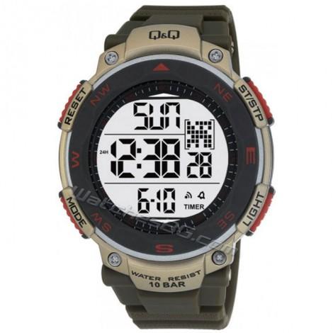 Мъжки кварцов часовник Q&Q M124J004Y