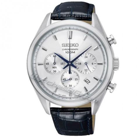 Мъжки кварцов часовник SEIKO SSB291P1 Chronograph