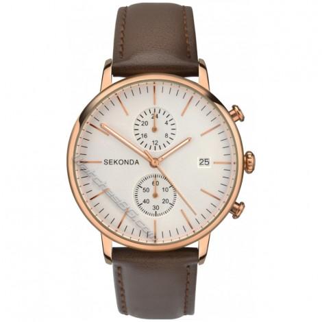 Мъжки кварцов часовник Sekonda S-1381.27 Chronograph