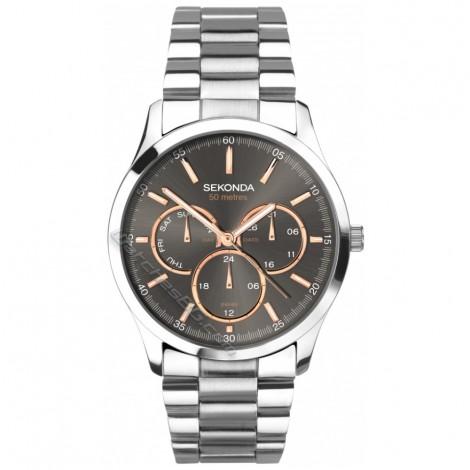 Мъжки кварцов часовник Sekonda S-1504.27
