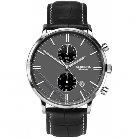 Мъжки кварцов часовник Sekonda S-1509.00 Chronograph