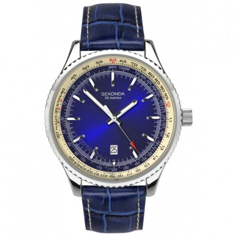 Мъжки кварцов часовник Sekonda S-1575.27