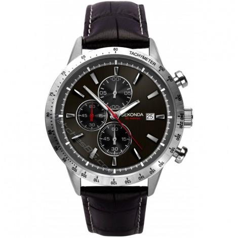 Мъжки кварцов часовник Sekonda S-1681.27 Chronograph