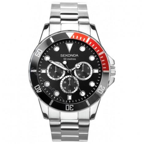 Мъжки кварцов часовник Sekonda S-1759.27
