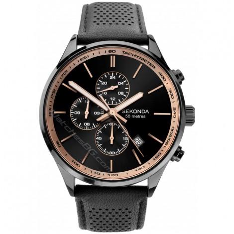 Мъжки кварцов часовник Sekonda S-1774.00 Chronograph