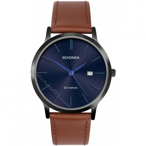 Мъжки кварцов часовник Sekonda S-1775.00
