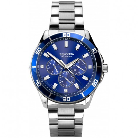 Мъжки кварцов часовник Sekonda S-1779.00