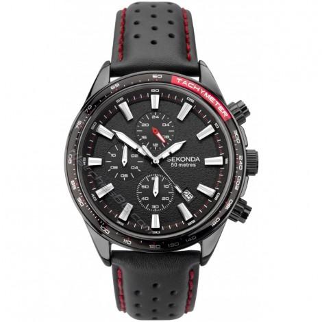 Мъжки кварцов часовник Sekonda S-1787.00 Chronograph