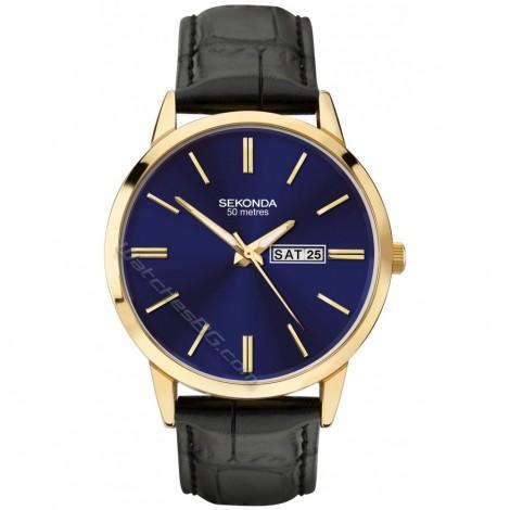 Мъжки кварцов часовник Sekonda S-1863.00