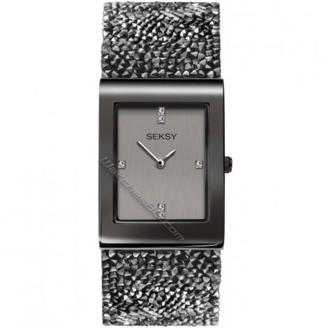 Дамски кварцов часовник Seksy Rocks® Swarovski S-2654.37