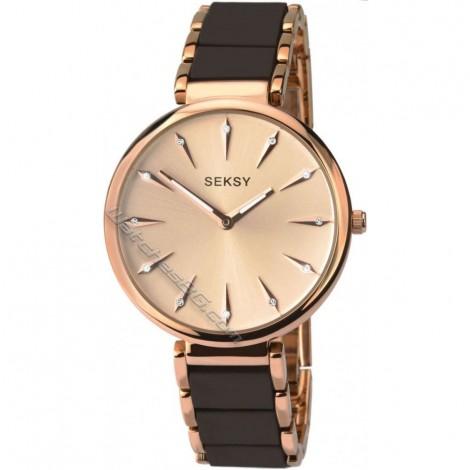 Дамски кварцов часовник Seksy Swarovski S-2215.37