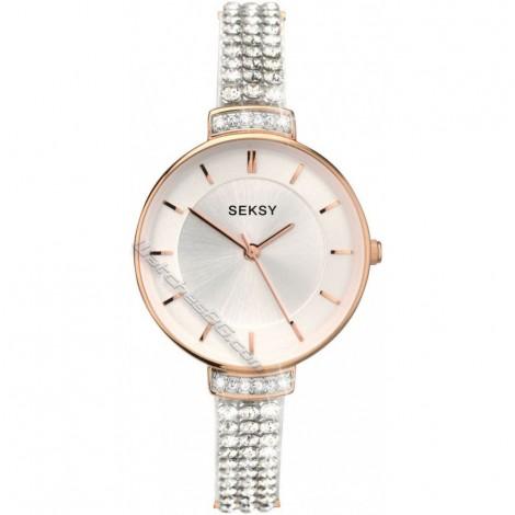 Дамски кварцов часовник Seksy Swarovski S-2448.37