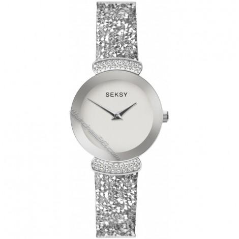 Дамски кварцов часовник Seksy Rocks® Swarovski S-2721.37