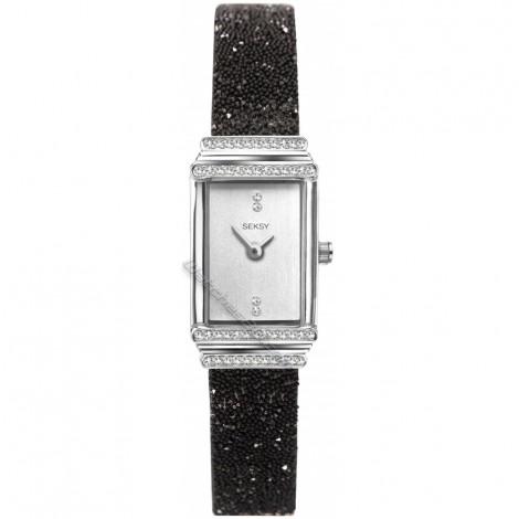 Дамски кварцов часовник Seksy Rocks® Swarovski S-2860.37
