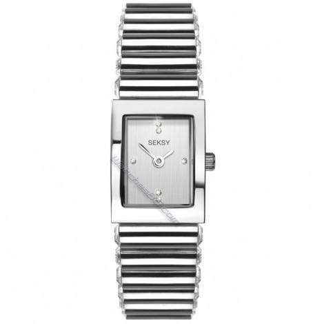Дамски кварцов часовник Seksy Swarovski S-2864.37
