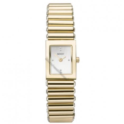 Дамски кварцов часовник Seksy Swarovski S-2866.37