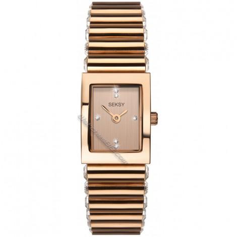 Дамски кварцов часовник Seksy Swarovski S-2868.37