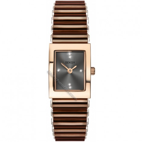 Дамски кварцов часовник Seksy Swarovski S-2914.37