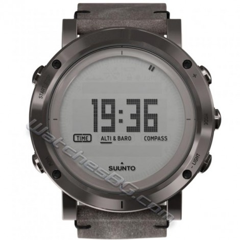 Часовник SUUNTO ESSENTIAL STEEL