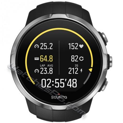 Часовник Suunto Spartan Sport Black HR