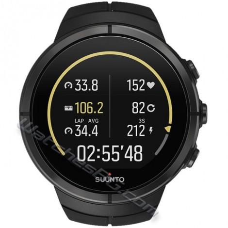 Спортен часовник Suunto Spartan Ultra All Black Titanium HR