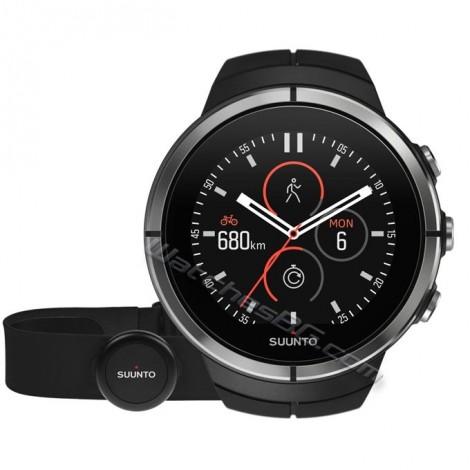 Часовник Suunto Spartan Ultra Black HR