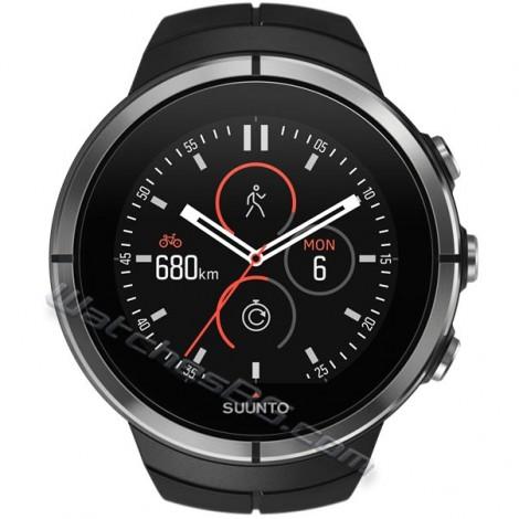 Часовник Suunto Spartan Ultra Black