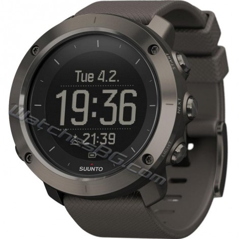 Часовник Suunto Traverse Graphite