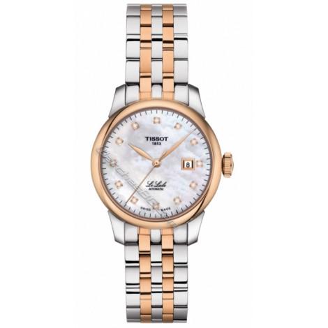 Дамски часовник TISSOT T-Classic T006.207.22.116.00 LE LOCLE AUTOMATIC LADY