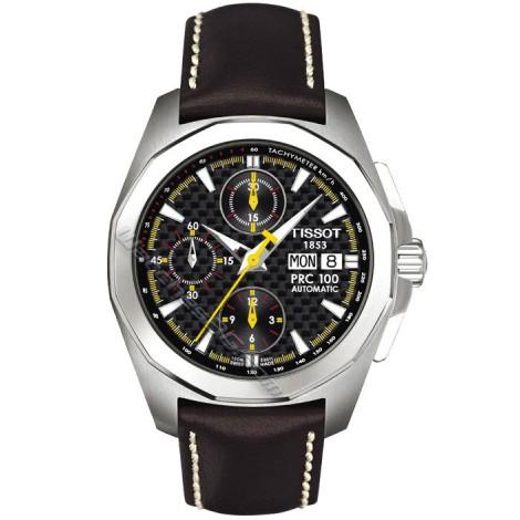 Мъжки механичен часовник TISSOT PRC 100 T008.414.16.201.00 Chronograph